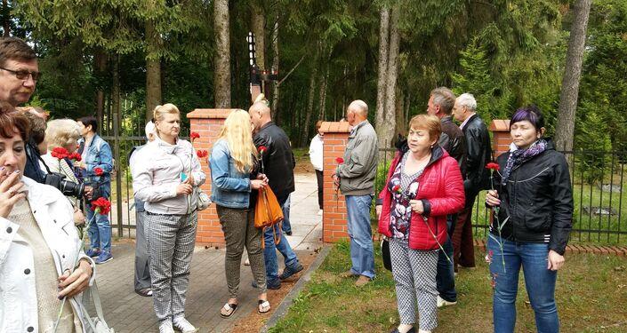 Goście z Rosji w Bornem Sulinowie