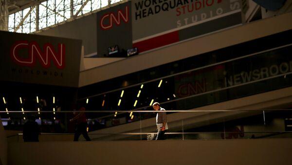 Siedziba CNN w Atlancie, stan Georgia - Sputnik Polska