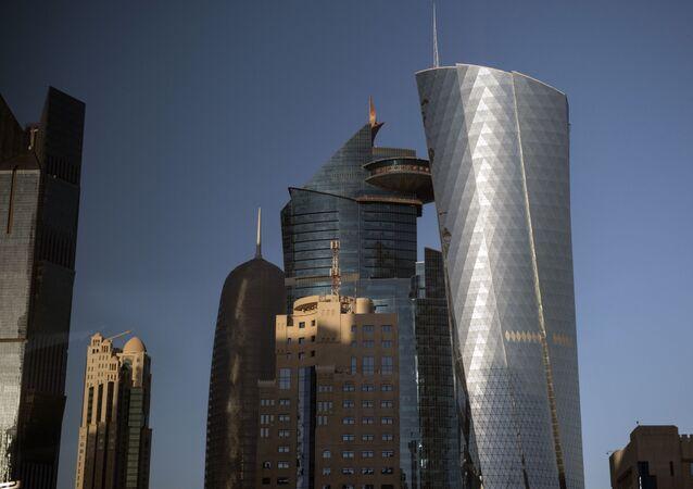 Wieżowce w stolicy Kataru, Dosze