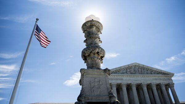 Sąd Najwyższy USA, Waszyngton - Sputnik Polska