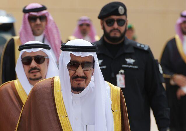 Król Arabii Saudyjskiej Salman ibn Abd al-Aziz Al Su'ud