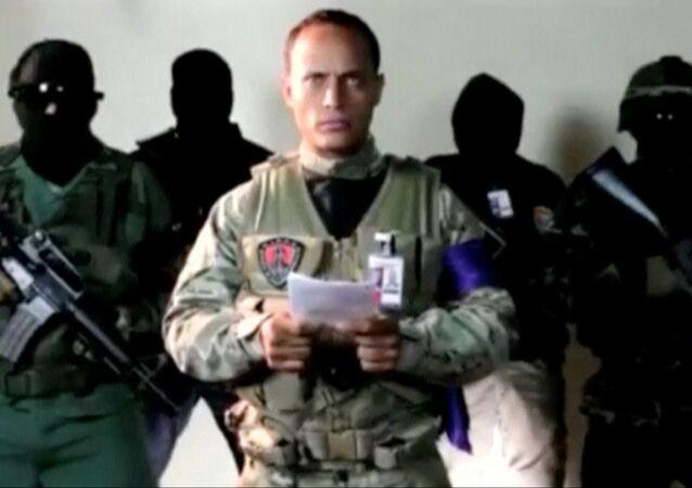 Oficer Oscar Perez
