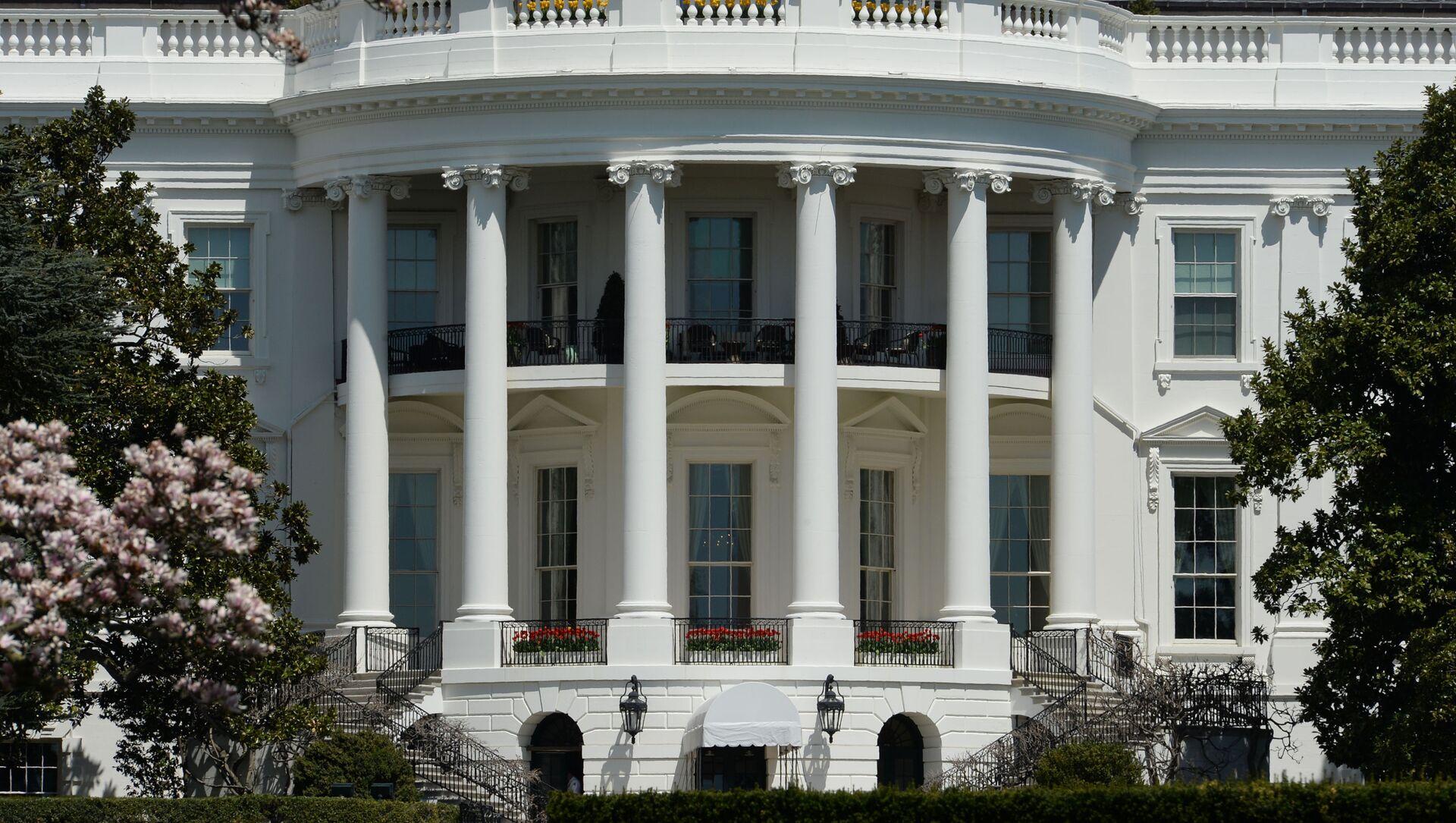 Biały Dom w Waszyngtonie - Sputnik Polska, 1920, 21.04.2021