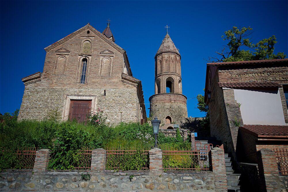 Kościół św. Jerzego w Sighnaghi