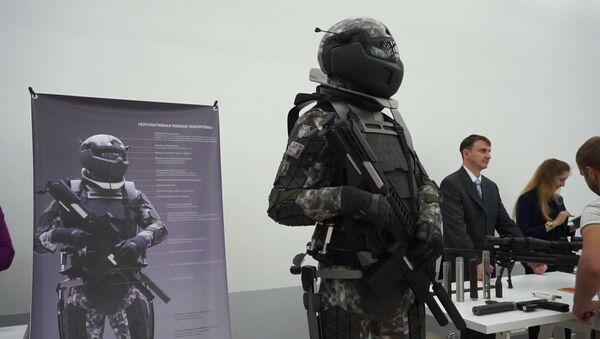 Żołnierz przyszłości - Sputnik Polska