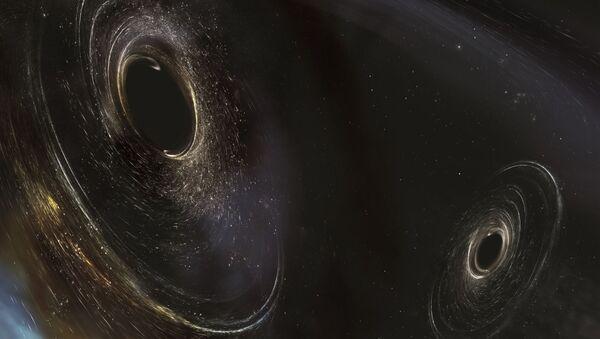 Czarne dziury - Sputnik Polska