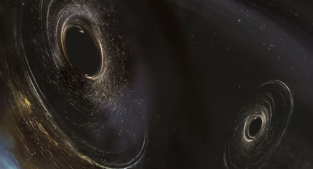 Czarne dziury