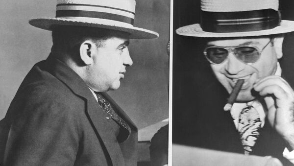 Al Capone - Sputnik Polska