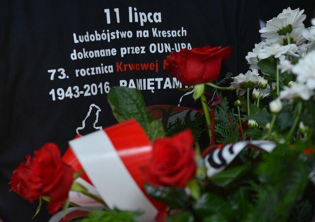 Marsz pamięci ofiar Rzezi Wołyńskiej, 2016 rok
