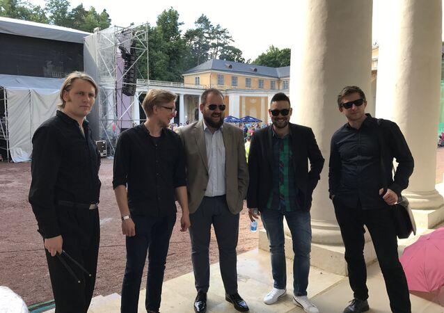 Visegrad Quintet