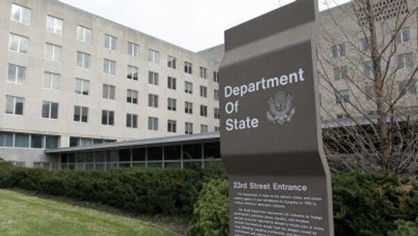 Departamentu Stanu USA w Waszyngtonie - Sputnik Polska