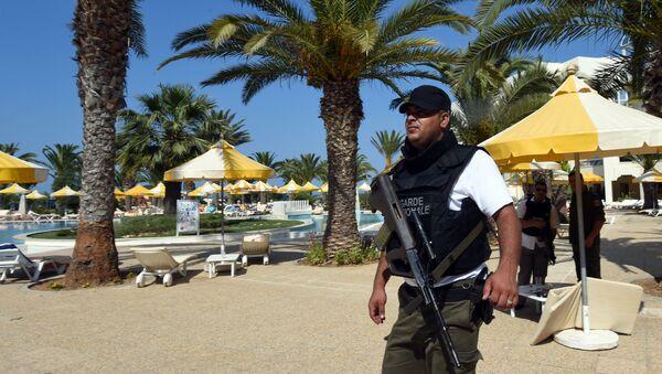 Zamach terrorystyczny w Tunezji - Sputnik Polska