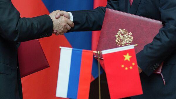 Rosja i Chiny - Sputnik Polska