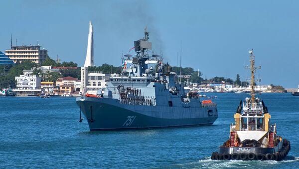 Admirał Essen - Sputnik Polska