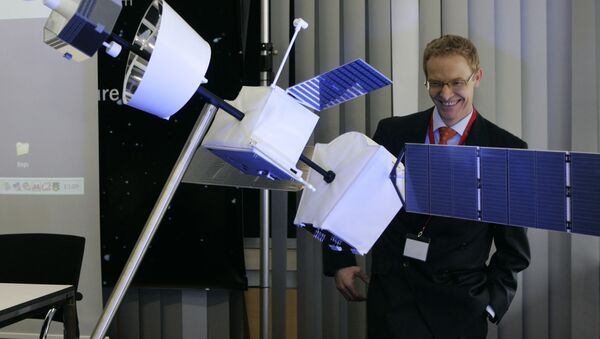 Model sondy Merkury BepiColombo - Sputnik Polska