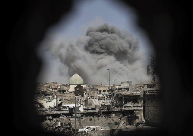603 ofiary nalotów sił koalicji w Syrii i Iraku
