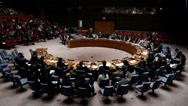 Szczyt państw Rady Bezpieczeństwa ONZ - Sputnik Polska