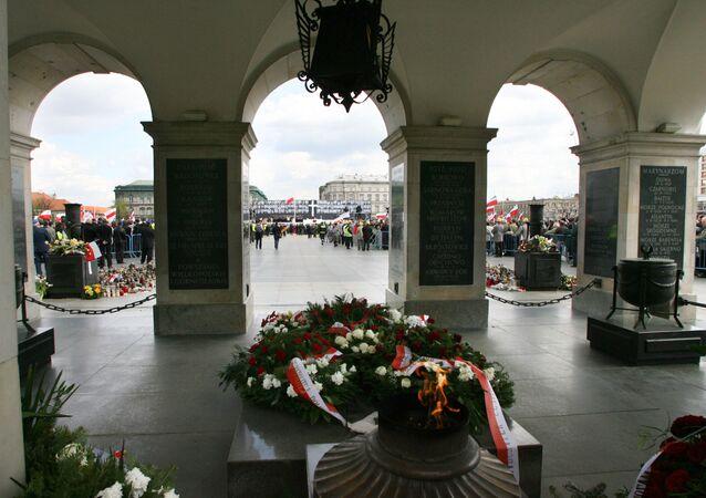 Plac Piłsudskiego w Warszawie