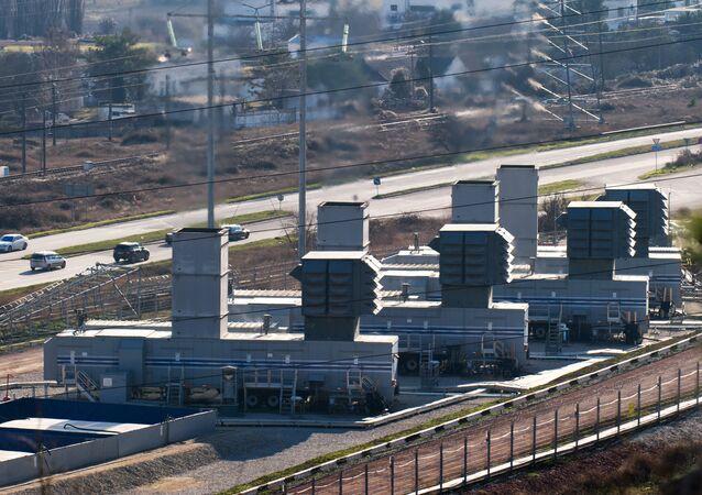 Turbiny gazowe w Sewastopolu