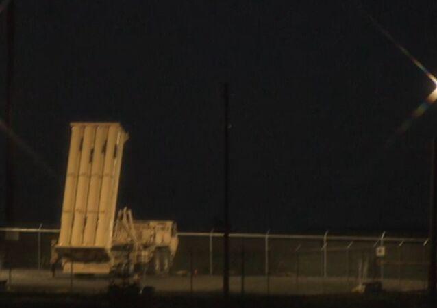 Udane testy rakietowe antybalistycznego systemu THAAD
