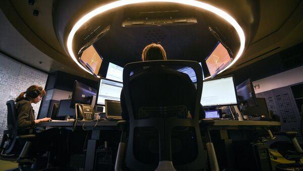 Pracownicy firmy Kaspersky Lab w Moskwie - Sputnik Polska