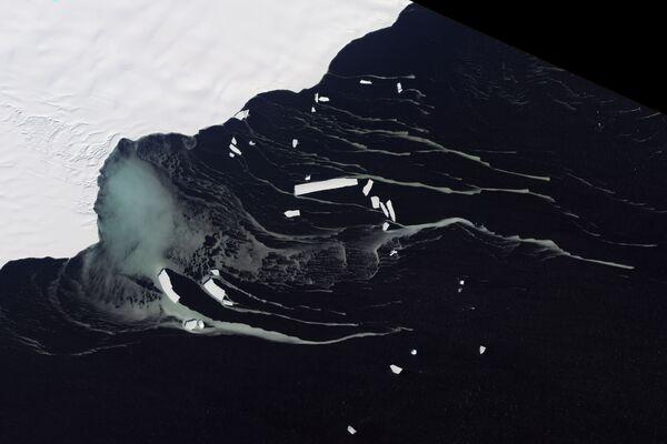 Mackenzie Bay na Antarktydzie - Sputnik Polska