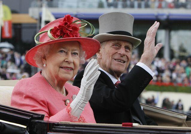 Królowa Elżbieta II