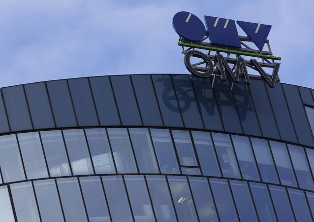 Siedziba austriackej spółki OMV w Wiedniu