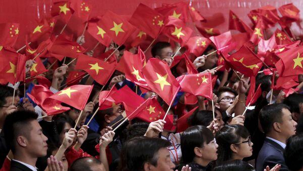 Chińscy i wietnamscy komuniści - Sputnik Polska