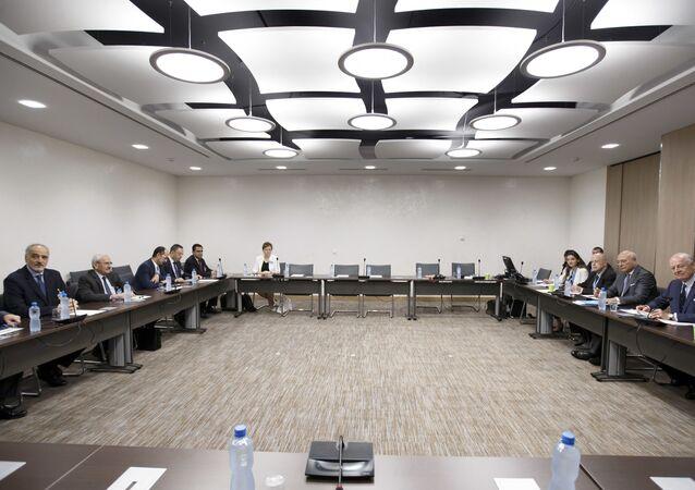 Siódma runda rozmów pokojowych w sprawie Syrii w Genewie
