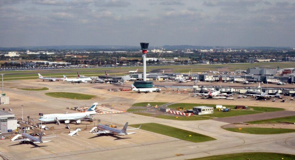 Port lotniczy Londyn-Heathrow