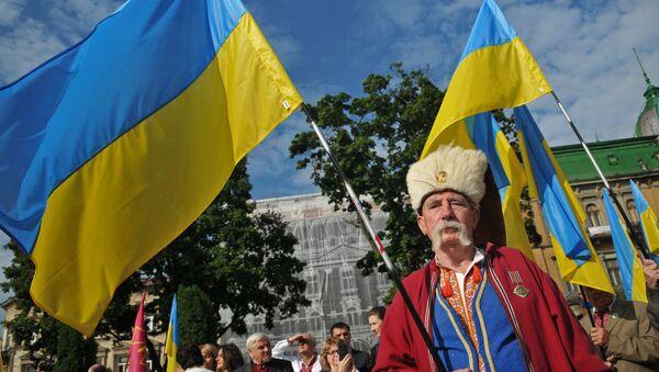 Ukraińcy - Sputnik Polska