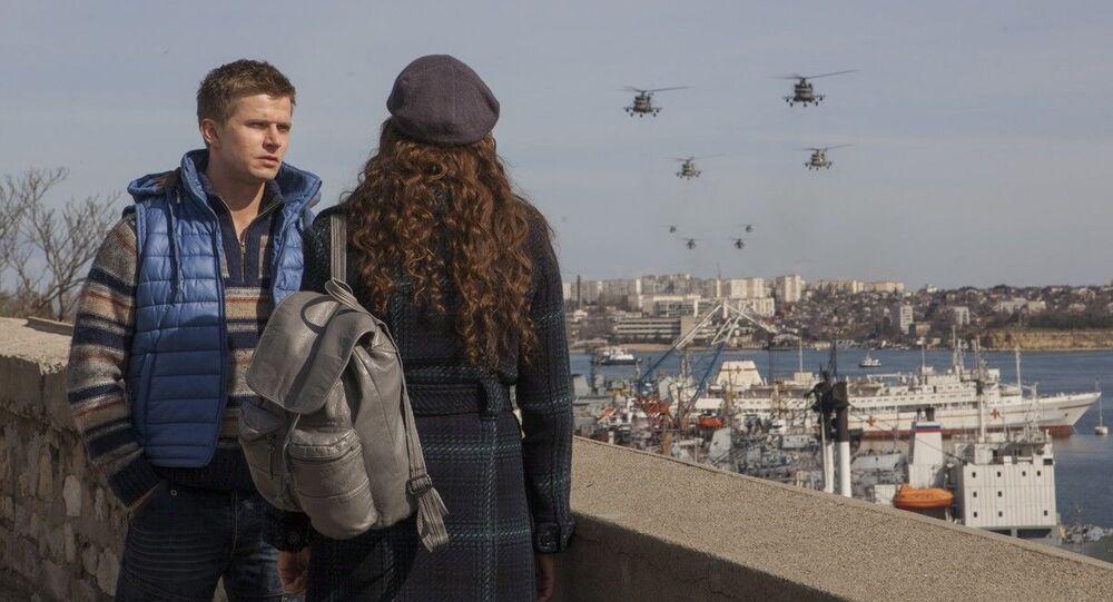 Kadr z filmu Krym