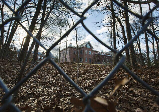 Dom w stanie Nowy Jork będący własnością dyplomatyczną Rosji