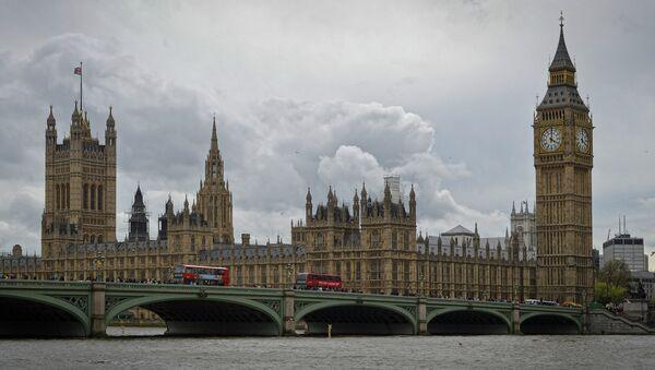 Londyn, parlament - Sputnik Polska