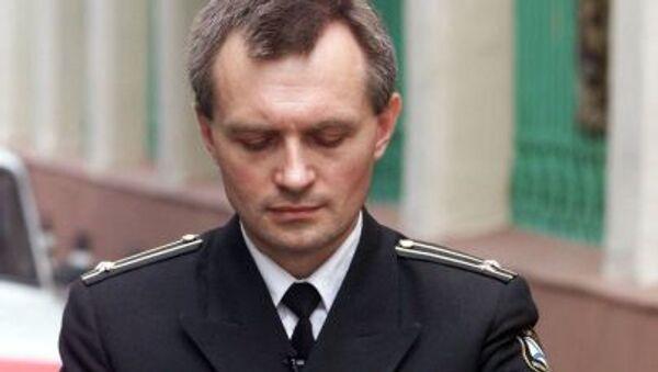 Rzecznik biura prasowego Ministerstwa Obrony Rosji ds. Marynarki Wojennej, kapitan 1. rangi Igor Dygało - Sputnik Polska