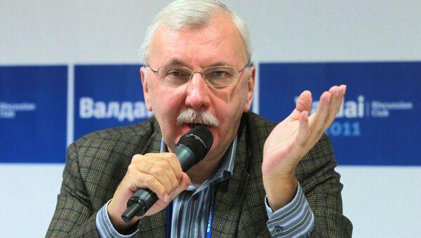 Dziennikarz i politolog Witalij Tretiakow - Sputnik Polska