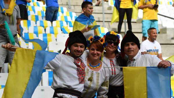 Mecz Ukraina-Polska - Sputnik Polska