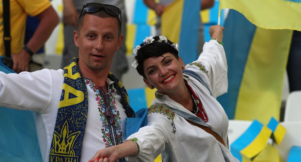 Mecz Ukraina-Polska