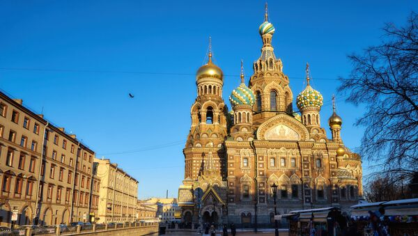 Sankt-Petersburg - Sputnik Polska