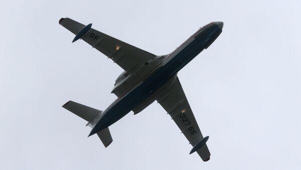 Samolot amfibia Be-200 - Sputnik Polska