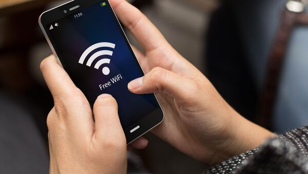 Darmowe Wi-Fi - Sputnik Polska