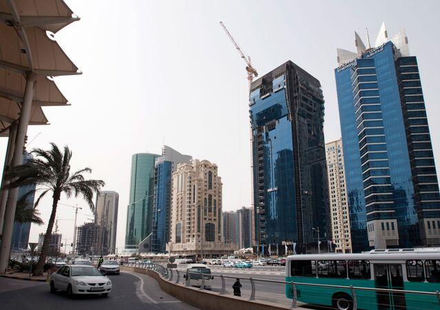 Stolica Kataru Doha