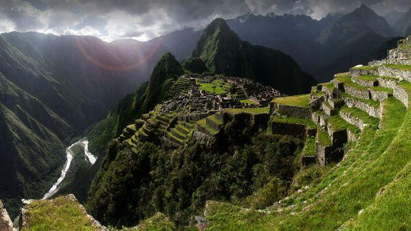 Machu Picchu, Peru - Sputnik Polska