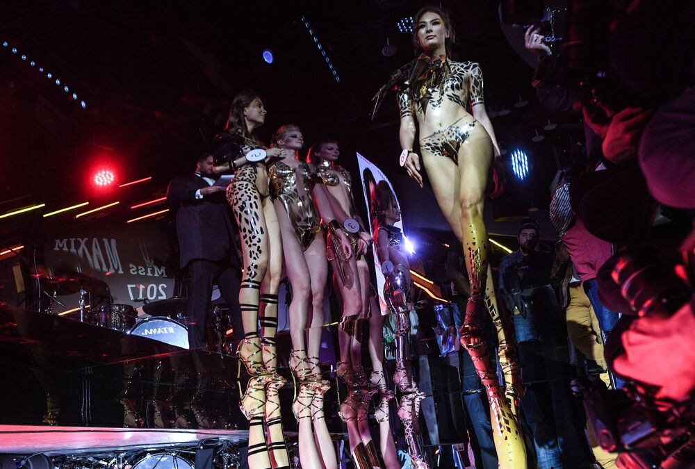 Finalistki konkursu Miss Maxim 2017