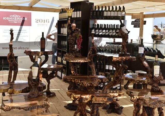 Festiwal In Vino Veritas w miejscowości Koktebel