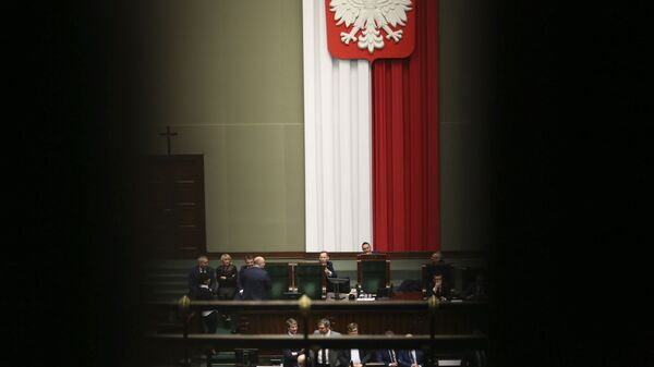 Sejm RP - Sputnik Polska