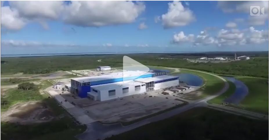 Fabryka produkująca rakiety z odpowiednikami RD-180