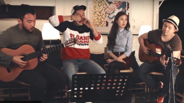Muzycy z Ałtaju zaaranżowali światowy hit - Sputnik Polska