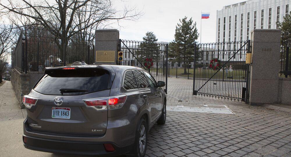 Ambasada Rosji w Waszyngtonie